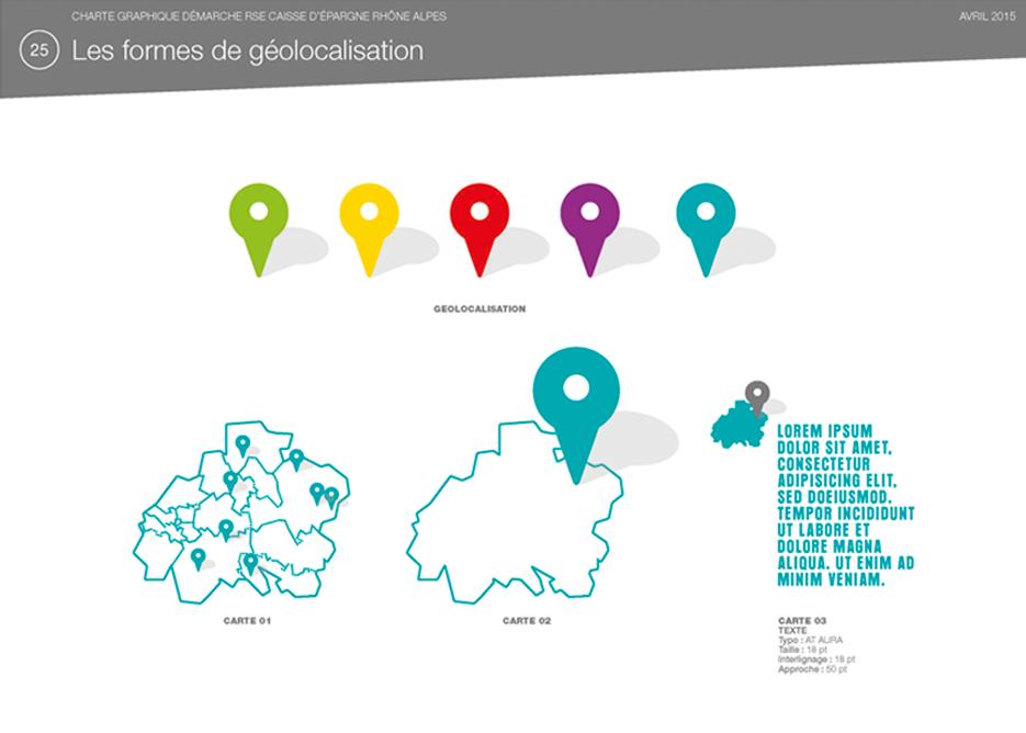 charte graphique CERA-formes geolocalisation
