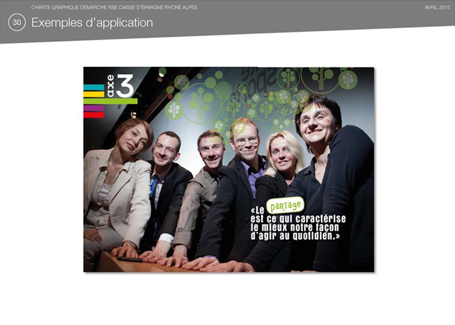 charte graphique CERA-ouverture magazine