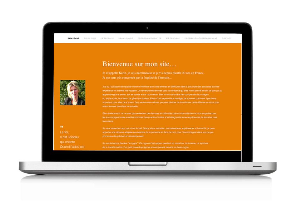 site interne KR-presentation